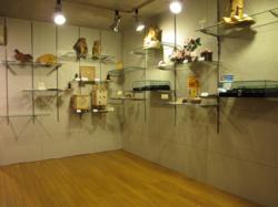 ギャラリースペースの写真